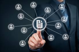 تأثیر سیستم مدیریت الکترونیکی اسناد بر روی بهبود گردش کار