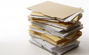 بایگانی اداری و مدیریت اسناد