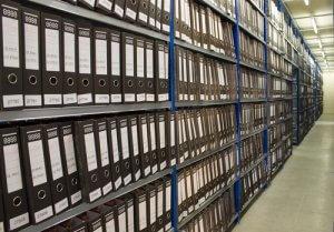 ساماندهی اسناد در بایگانی تخصصی