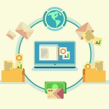 امکان گزارشگیری در خدمات اسناد دیجیتال